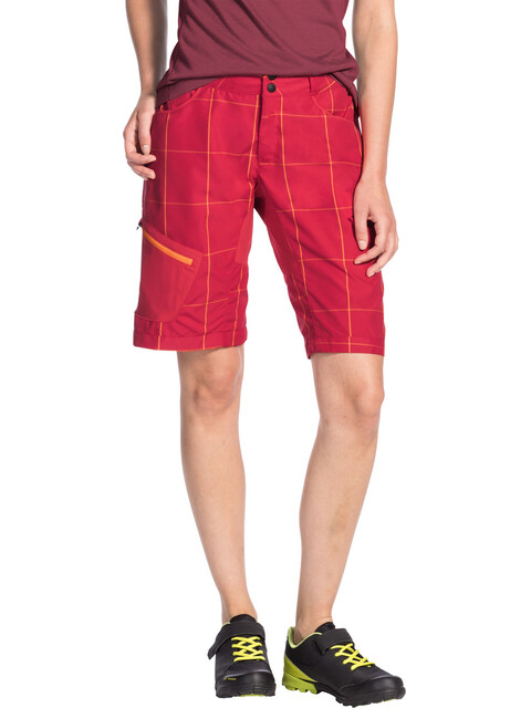 VAUDE Craggy Shorts Women strawberry